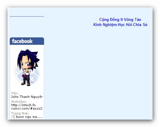 Tạo Huy Hiệu Facebook của riêng bạn. Ashamp15