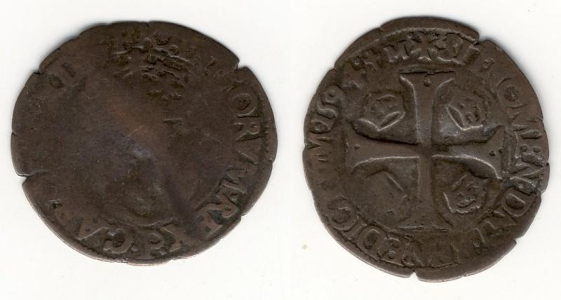 Douzain de Charles X de 1594 ? Douzai10