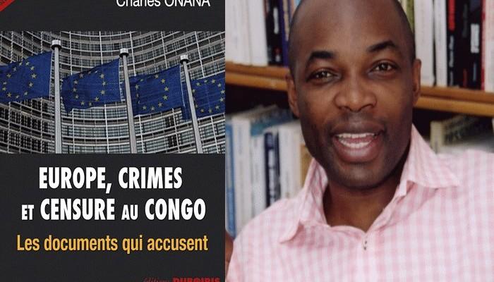 EUROPE, CRIMES ET CENSURE AU CONGO, le nouveau livre très dérangeant de Charles Onana ! Charle10