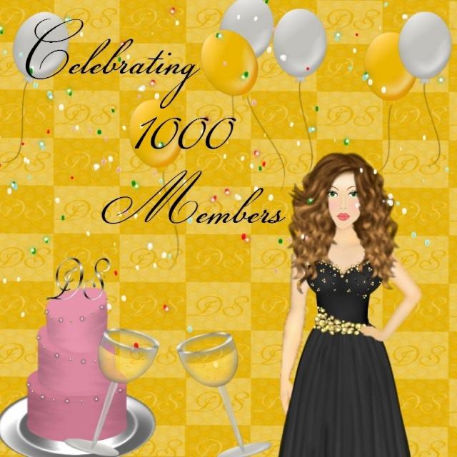 Celebrating 1,000 Members! Sweets10