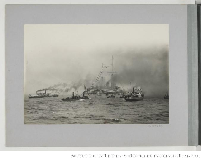 Voyage officiel du Président Poincaré en Russie, juillet 1914 Poinca11