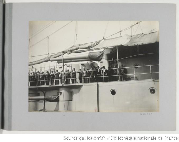 Voyage officiel du Président Poincaré en Russie, juillet 1914 Poinca12