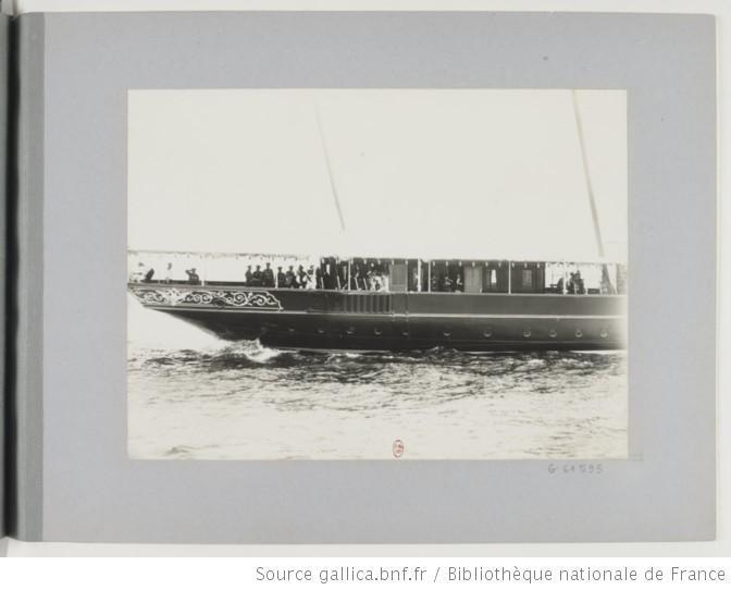 Voyage officiel du Président Poincaré en Russie, juillet 1914 Poinca13