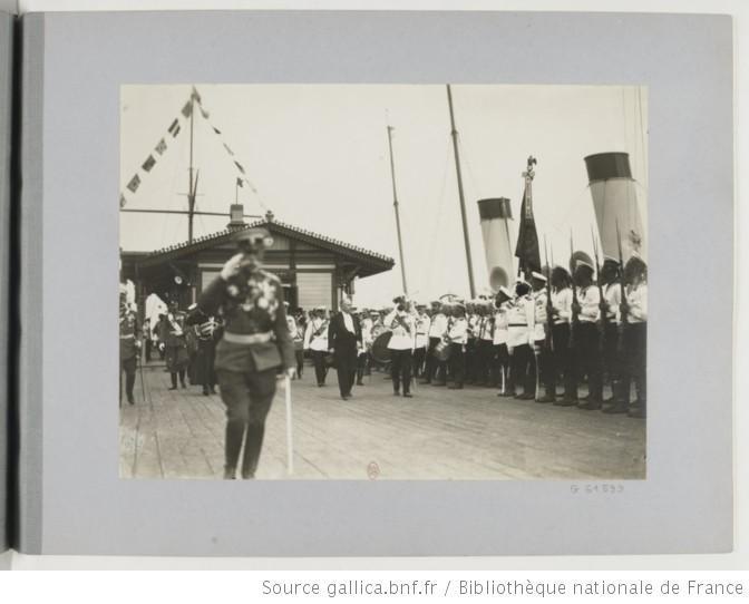 Voyage officiel du Président Poincaré en Russie, juillet 1914 Poinca14