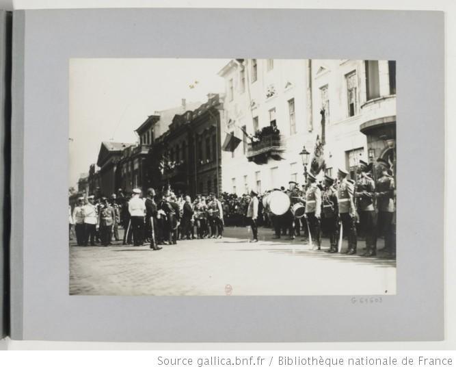 Voyage officiel du Président Poincaré en Russie, juillet 1914 Poinca16