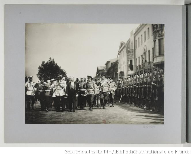 Voyage officiel du Président Poincaré en Russie, juillet 1914 Poinca17