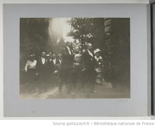 Voyage officiel du Président Poincaré en Russie, juillet 1914 Poinca18