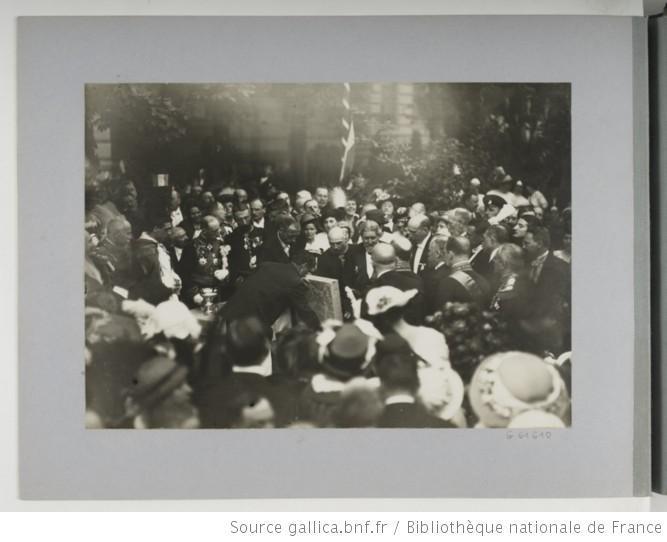 Voyage officiel du Président Poincaré en Russie, juillet 1914 Poinca19