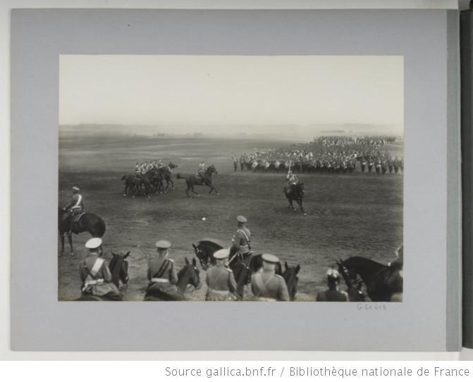 Voyage officiel du Président Poincaré en Russie, juillet 1914 Poinca21