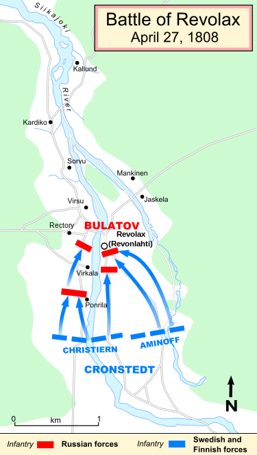 Battle of Revolax, 27 April 1808 375px-10