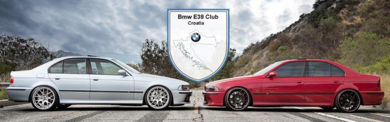 BMW E39 HRVATSKA