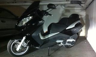 Honda CB 750 KZ Photo11