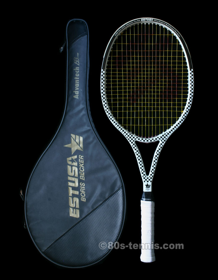 Estusa Pro Advantech Boris Becker Limited Edition  Estusa14