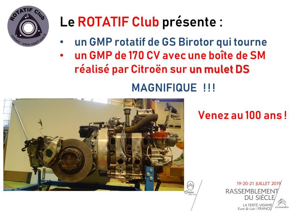[19-20-21 juillet 2019] Le Centenaire de Citroën - Page 2 Rotati10