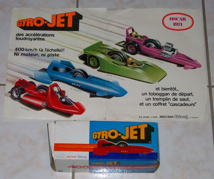 Cascadeurs Giro Jet et  Kenner SSP racers 09090910