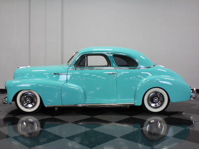 Chevrolet 1946 - 48 custom & mild custom 10287610