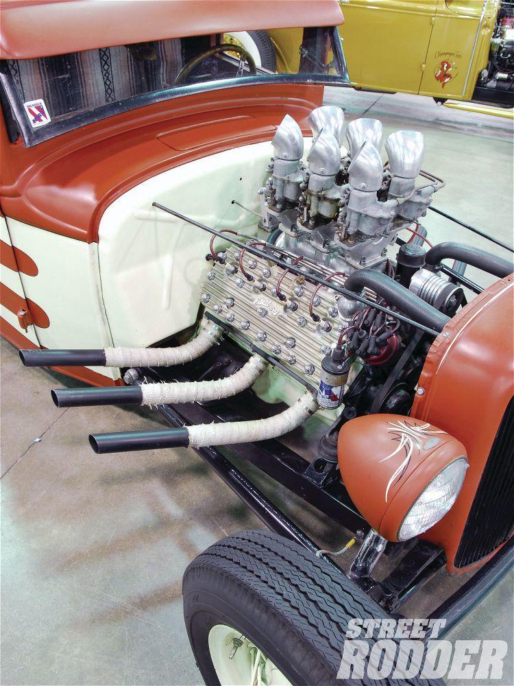 1933 - 34 Ford Hot Rod 1107sr15