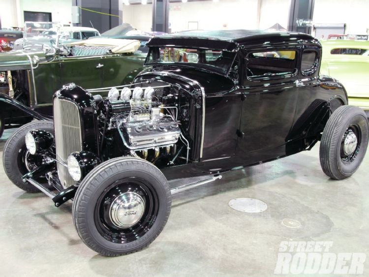 1930 Ford hot rod 1107sr20