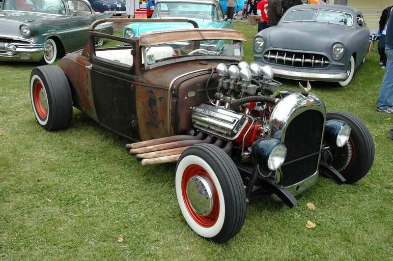 Rat Rods - Galerie - Page 3 25222211