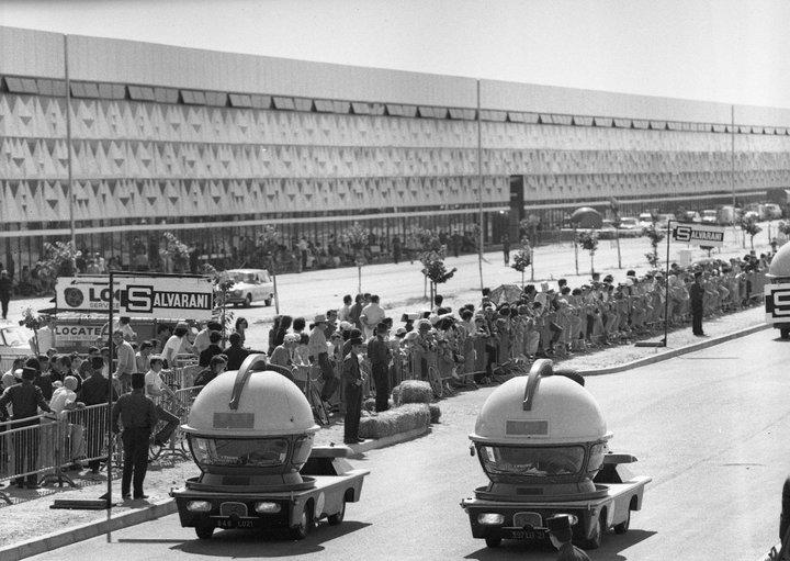 Les véhicules de la Caravane du Tour de France 1950's & 1960's 28266_11