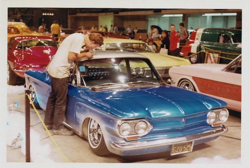 Chevrolet Corvair custom & mild custom 31556810