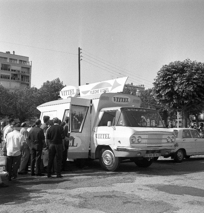 Les véhicules de la Caravane du Tour de France 1950's & 1960's 34105_10