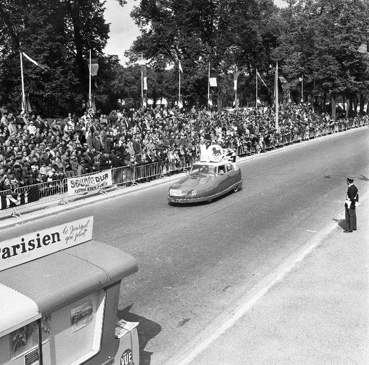Les véhicules de la Caravane du Tour de France 1950's & 1960's 34338_10