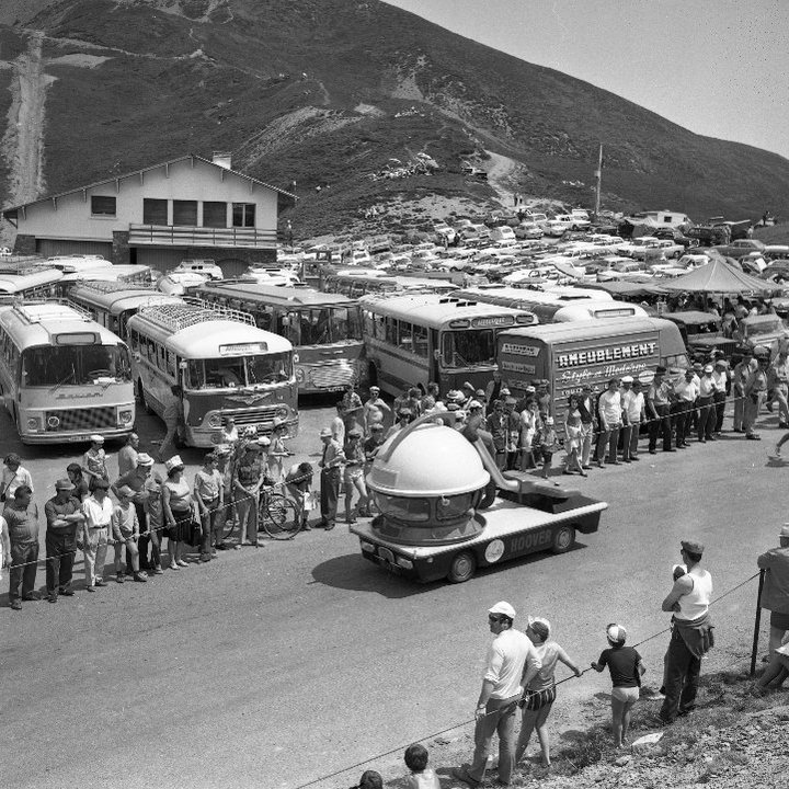 Les véhicules de la Caravane du Tour de France 1950's & 1960's 34667_10