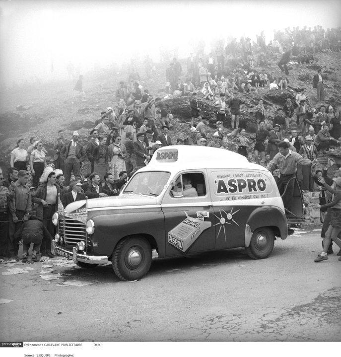 Les véhicules de la Caravane du Tour de France 1950's & 1960's 35780_10