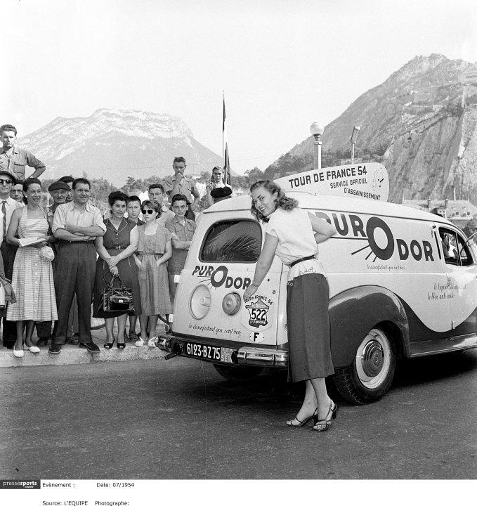 Les véhicules de la Caravane du Tour de France 1950's & 1960's 35780_11