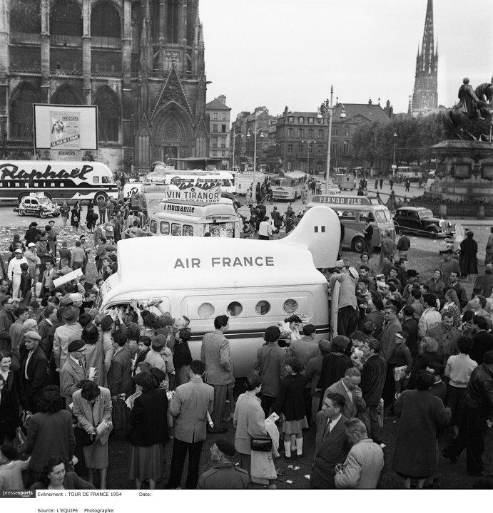 Les véhicules de la Caravane du Tour de France 1950's & 1960's 35780_12