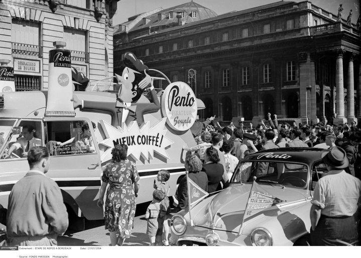 Les véhicules de la Caravane du Tour de France 1950's & 1960's 35780_13