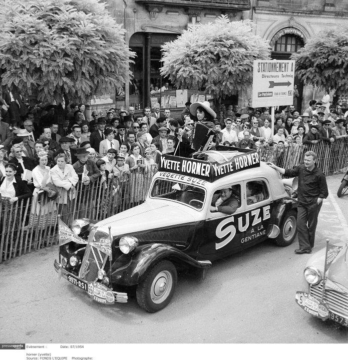 Les véhicules de la Caravane du Tour de France 1950's & 1960's 35780_14