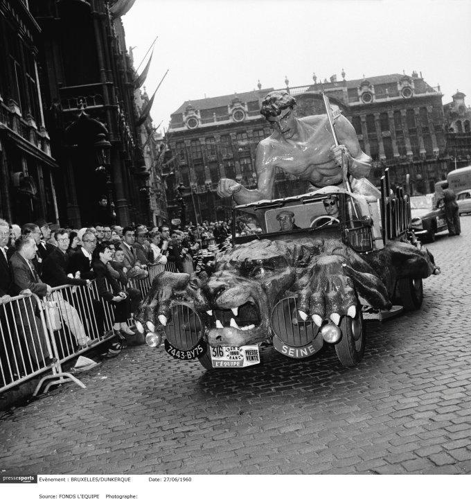 Les véhicules de la Caravane du Tour de France 1950's & 1960's 35780_15