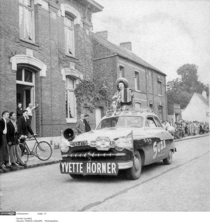 Les véhicules de la Caravane du Tour de France 1950's & 1960's 35780_16