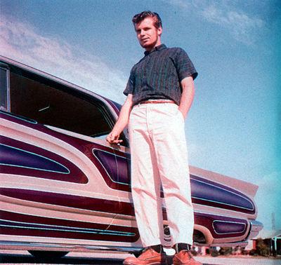 Ford Thunderbird 1958 - 1960 custom & mild custom 400px-10