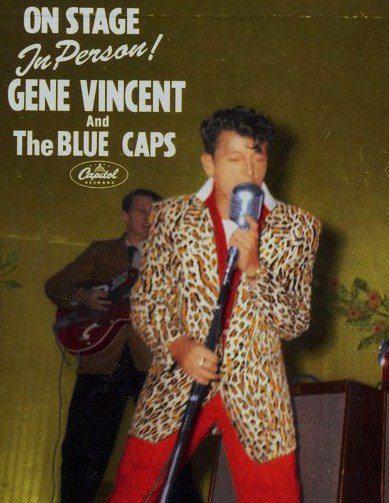 Gene Vincent & the Blue Caps 40120010