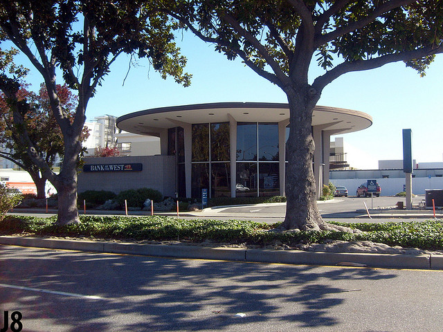 Architectures de banques et bureaux vintages - 1950's & 1960's Office & Bank  40541010