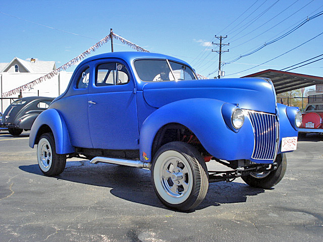 30's & 40's Ford gasser 40_for10