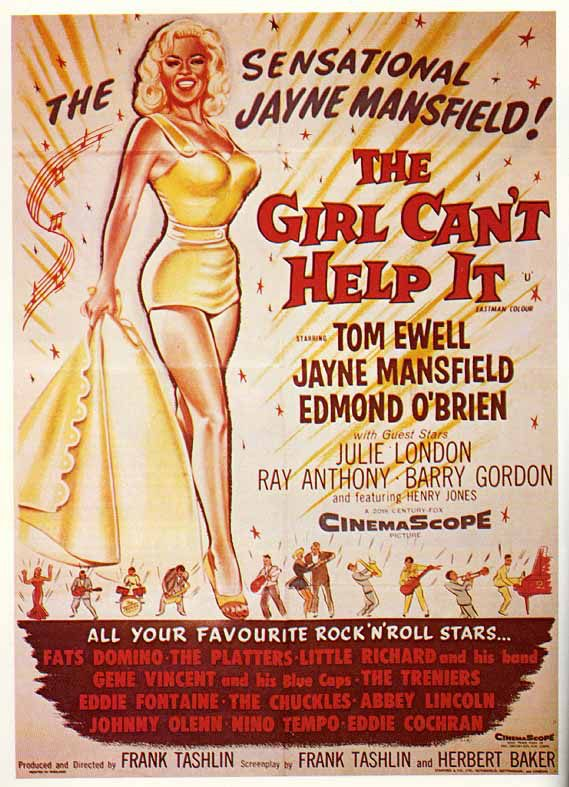 LA BLONDE ET MOI // THE GIRL CAN'T HELP IT - 1956 41954010