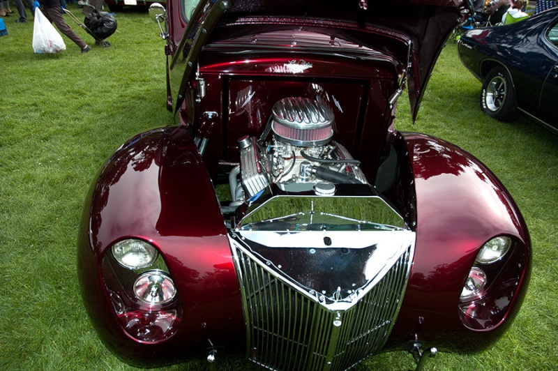 Ford & Mercury 1939 - 40 custom & mild custom - Page 2 41ford13