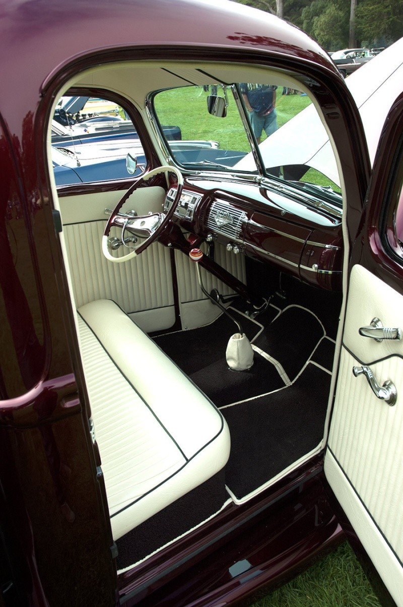Ford Mercury 1939 40 Custom Mild Page 2 1941 1 Ton Pick Up Original Link Http Megadeluxecom Interviews Pickup Interview With Owner David Pozzi