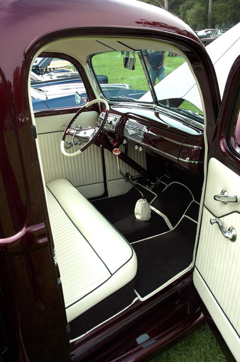Ford & Mercury 1939 - 40 custom & mild custom - Page 2 41ford15