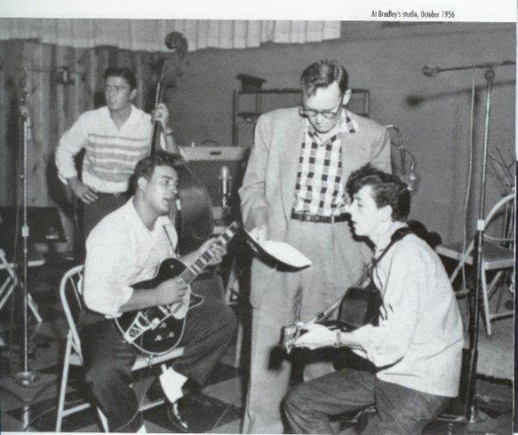 Gene Vincent & the Blue Caps 42836410
