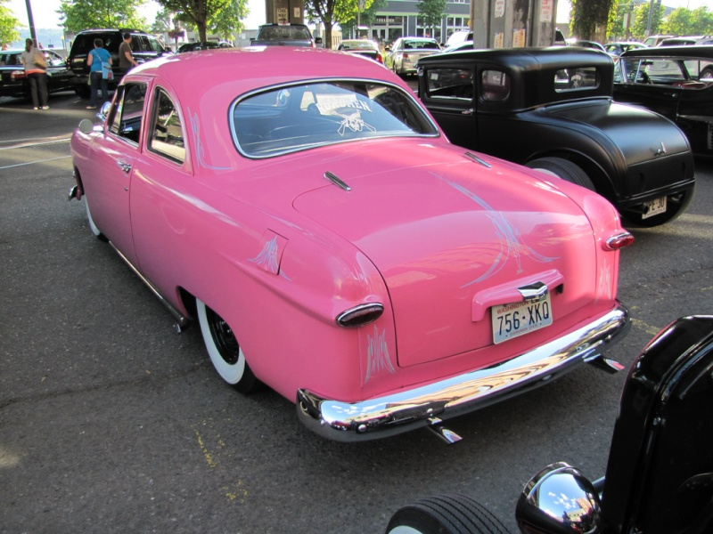 Ford 1949 - 50 - 51 (shoebox) custom & mild custom galerie - Page 4 47597210
