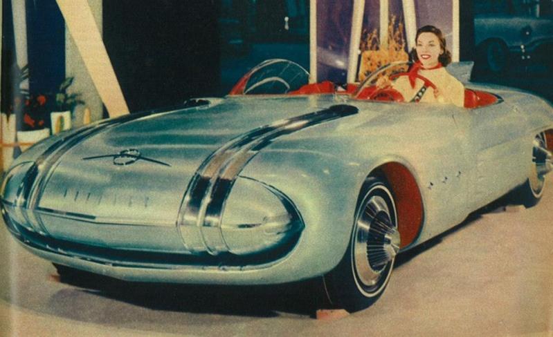 Pontiac Club De Mer - 1956 57556310