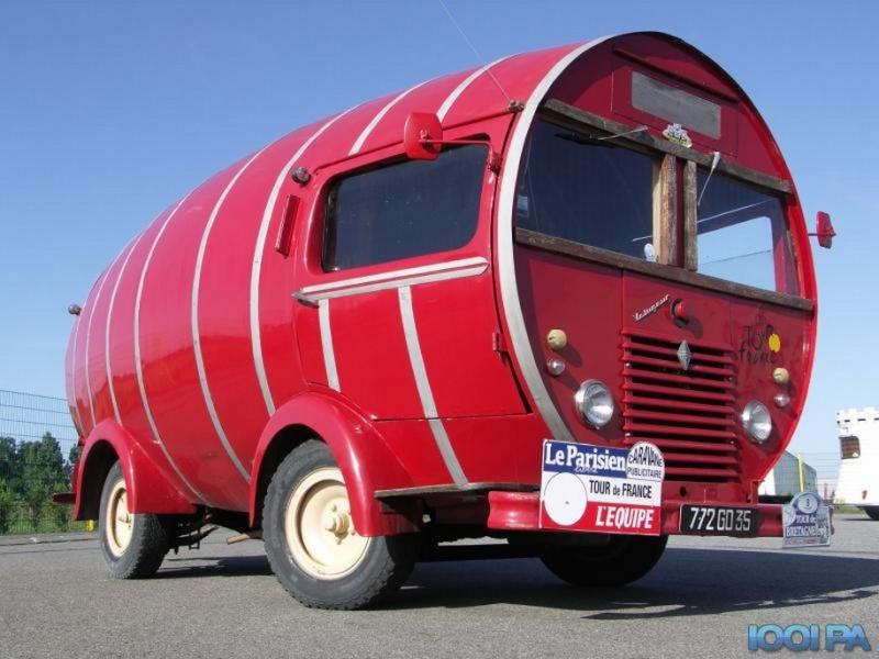Renault 1400 KG publicitaire BYRRH - caravane du tour de France 59091410
