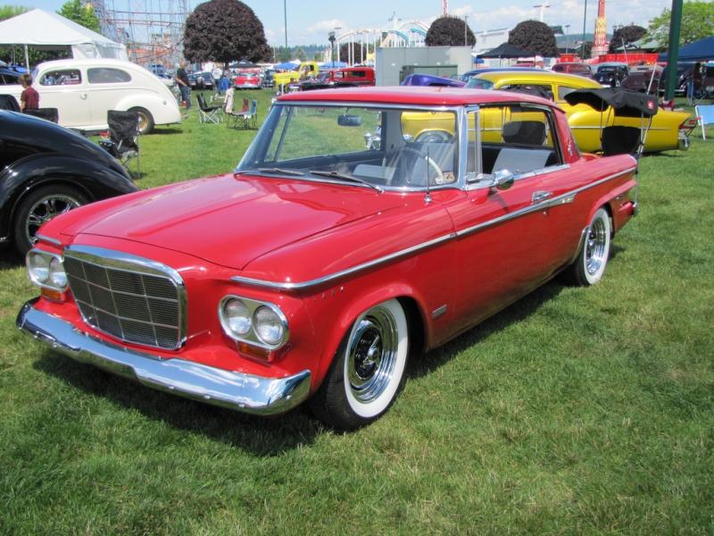 Studebaker custom & mild custom 60018612
