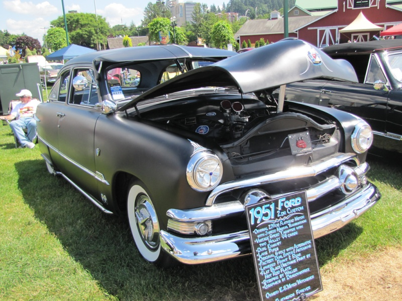 Ford 1949 - 50 - 51 (shoebox) custom & mild custom galerie - Page 4 60046410