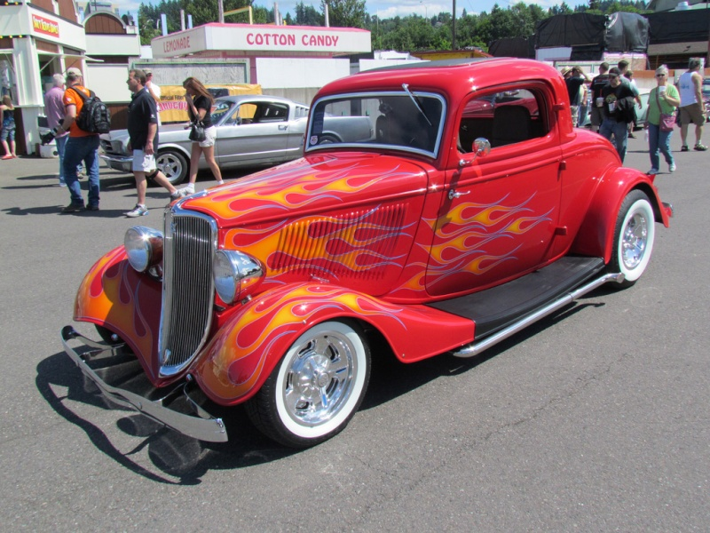 1933 - 34 Ford Hot Rod 60081310